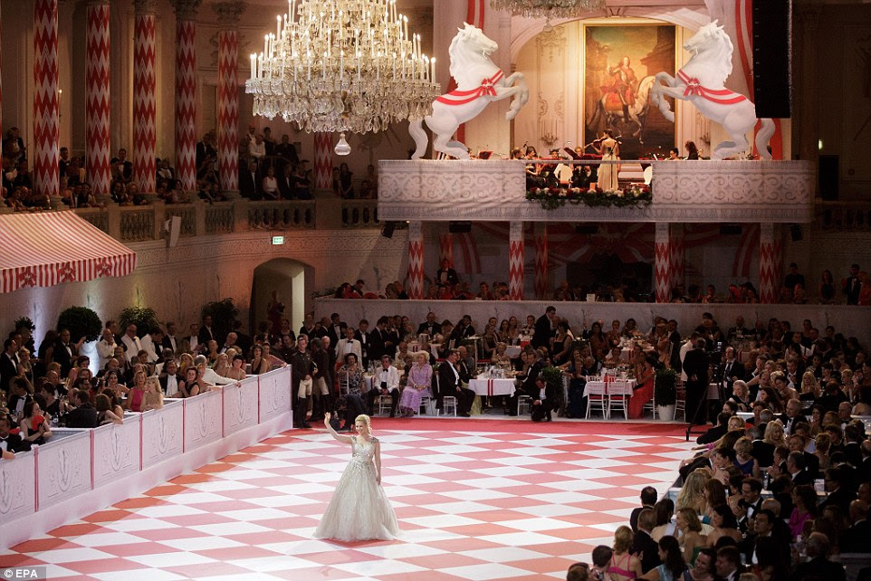 Fête impériale  | Spanische Hofreitschule Wien